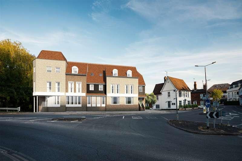 2 Bedrooms Apartment Flat for sale in Heybridge, Maldon, CM9