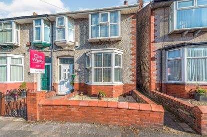 3 Bedrooms Semi Detached House for sale in Seafield Avenue, Liverpool, Merseyside, L23
