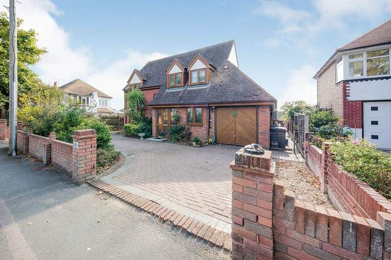4 Bedrooms Detached House for sale in London Road, Ramsgate, CT11