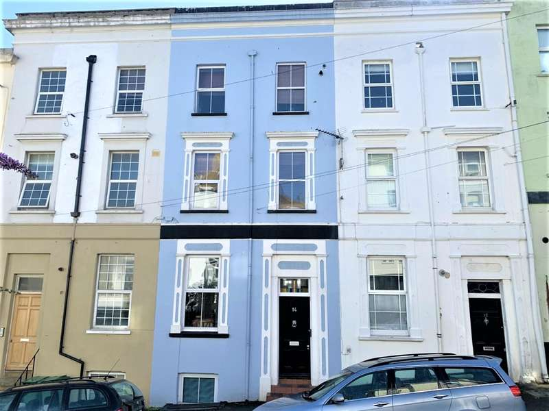5 Bedrooms Terraced House for sale in London Street, Folkestone, Kent, CT20 1RA