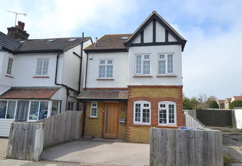 4 Bedrooms Detached House for sale in Ellis Road, Tankerton, Whitstable
