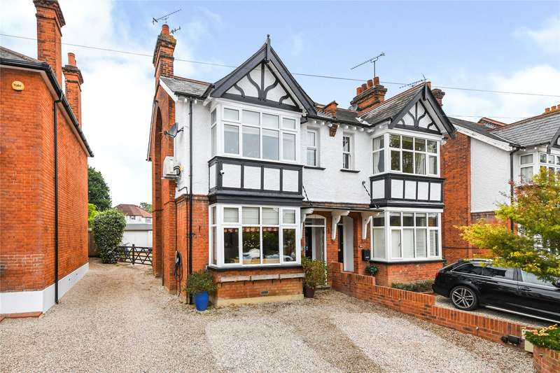3 Bedrooms Semi Detached House for sale in Priests Lane, Shenfield, Brentwood, Essex