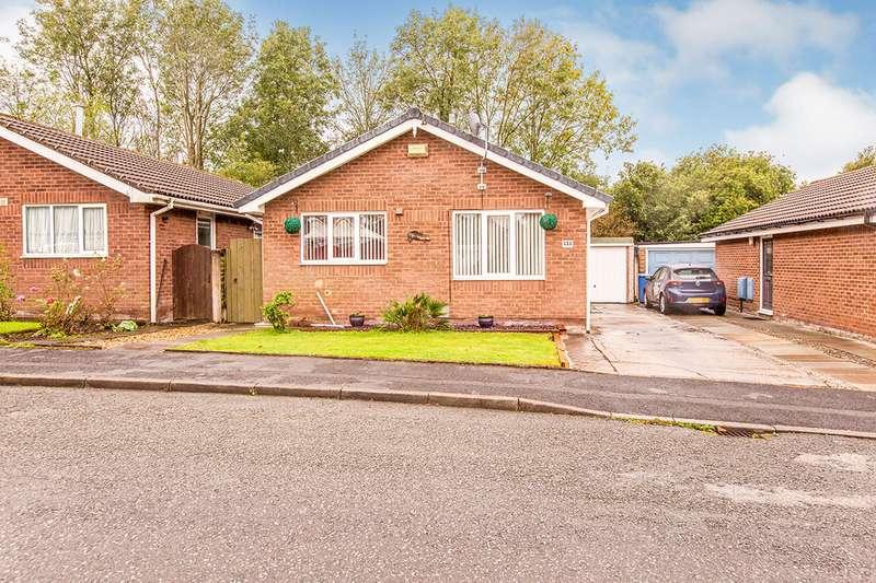 3 Bedrooms Detached Bungalow for sale in Maypark, Bamber Bridge, Preston, PR5