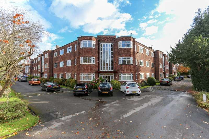 2 Bedrooms Apartment Flat for sale in Ballbrook Court, Wilmslow Road, Didsbury, Manchester, M20
