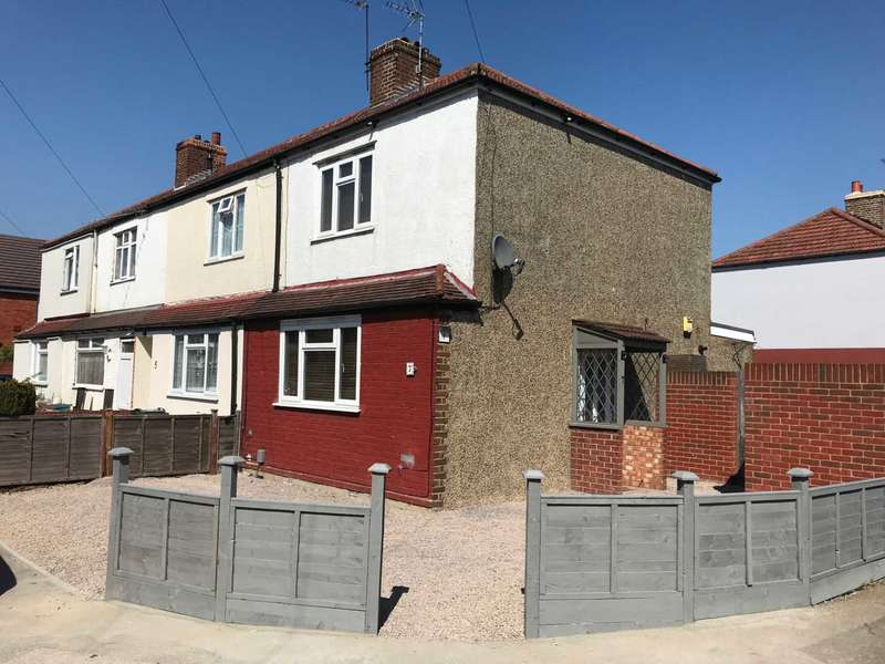 2 Bedrooms House for sale in Mildred Close, Dartford, DA1 1XP