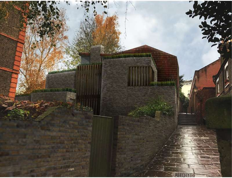 Land Commercial for sale in Streatley Place, Hampstead Village, London, NW3