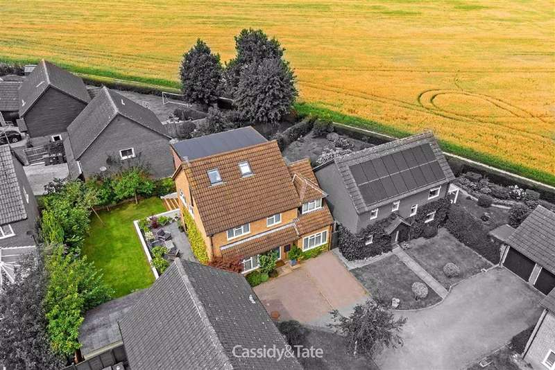 5 Bedrooms Property for sale in Pirton Close, St Albans, Herts - AL4 9YJ