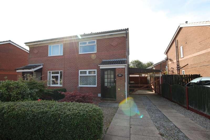 2 Bedrooms Semi Detached House for sale in Savick Way, Lea, Preston, Lancashire, PR2