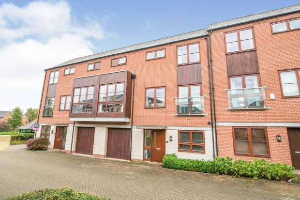 3 Bedrooms Terraced House for sale in Basingstoke, ., Hampshire