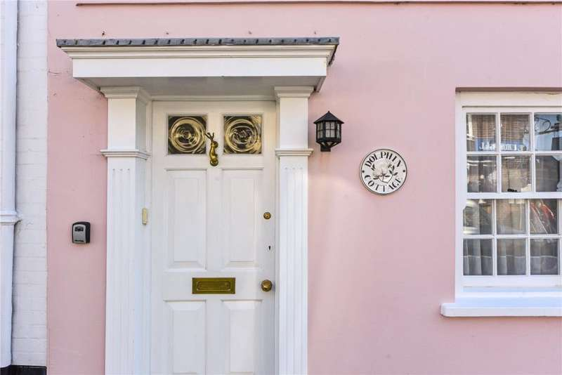 3 Bedrooms Terraced House for sale in South Street, Emsworth, Hampshire, PO10