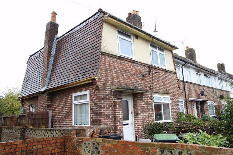 3 Bedrooms End Of Terrace House for sale in Palmyra Road, Gosport