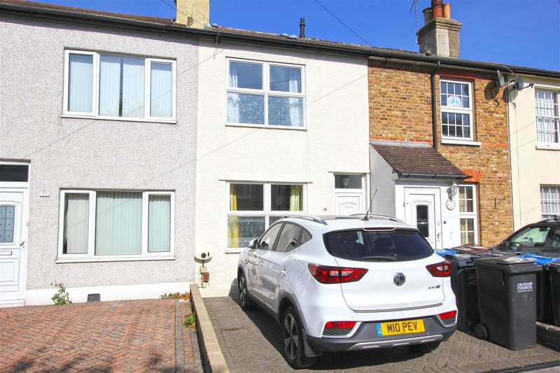 3 Bedrooms Terraced House for sale in Junction Road, South Croydon