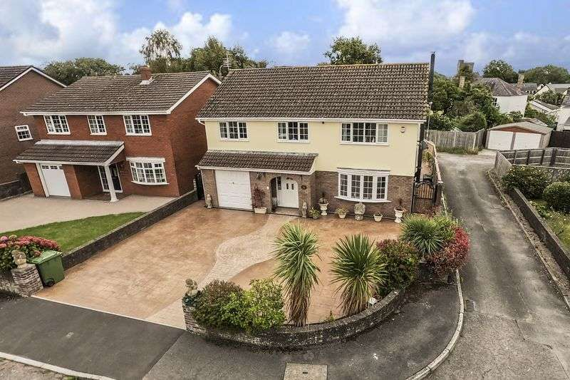 5 Bedrooms Property for sale in The Briars Magor, Caldicot