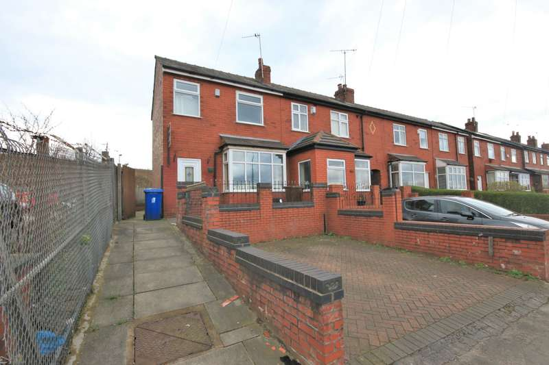 3 Bedrooms End Of Terrace House for sale in Prescott Street, Springfield, Wigan, WN6 7DB