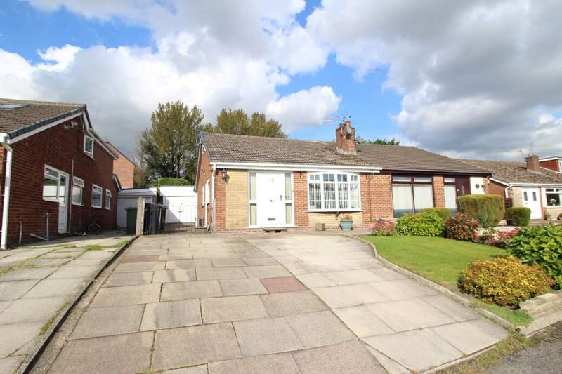 2 Bedrooms Semi Detached Bungalow for sale in Salisbury Road, Radcliffe, M26