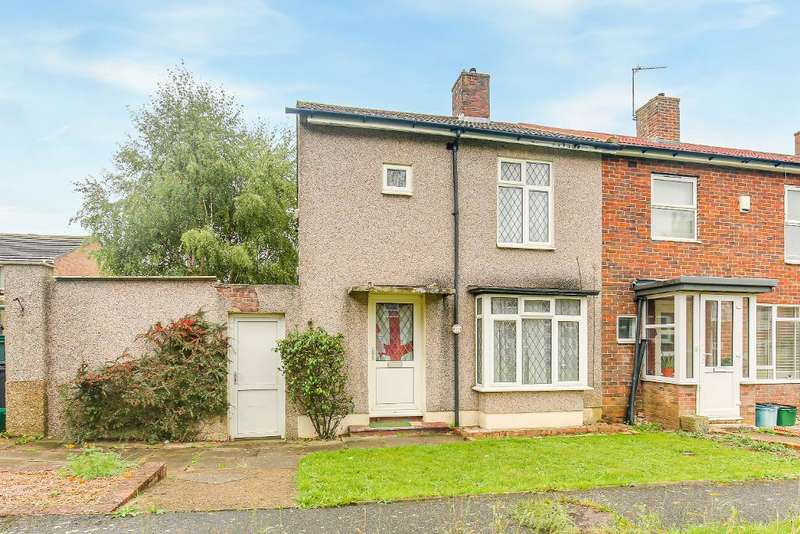 2 Bedrooms End Of Terrace House for sale in Field Close, South Croydon, Surrey, CR2 9BH