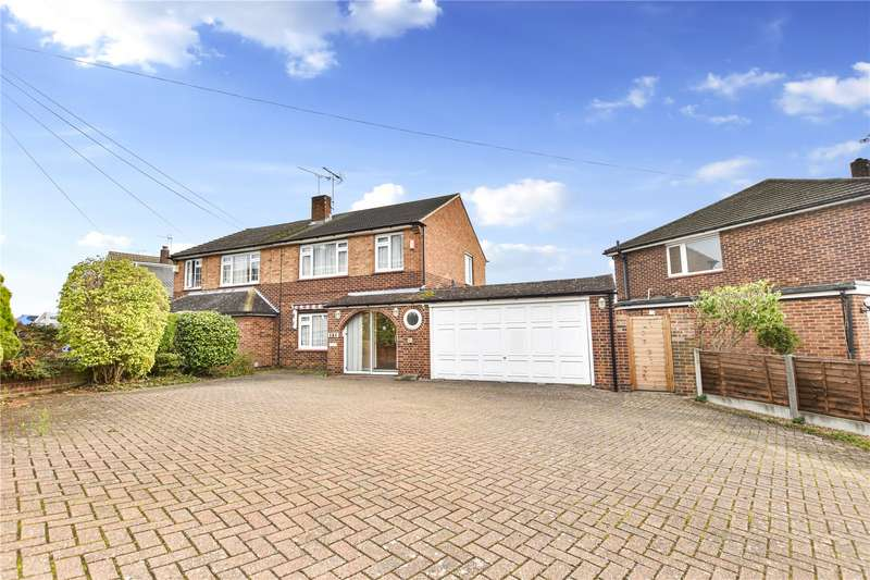 3 Bedrooms Semi Detached House for sale in Summerhouse Drive, Joydens Wood, Kent, DA2