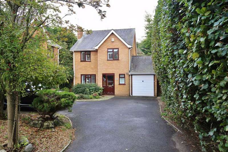 4 Bedrooms Detached House for sale in Borough Green, Kent