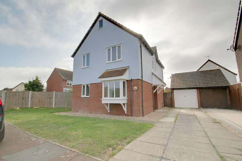 3 Bedrooms Detached House for sale in Plymouth Road, Martello Bay