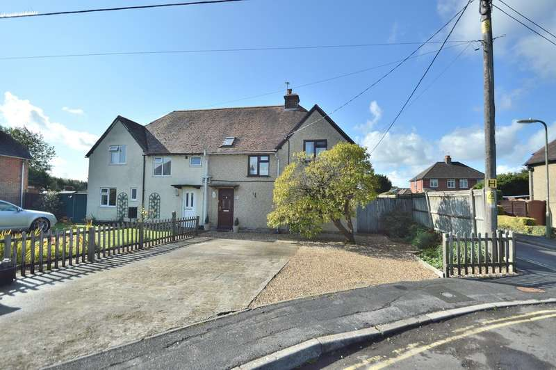 3 Bedrooms Semi Detached House for sale in Fryern Close, Chandler's Ford