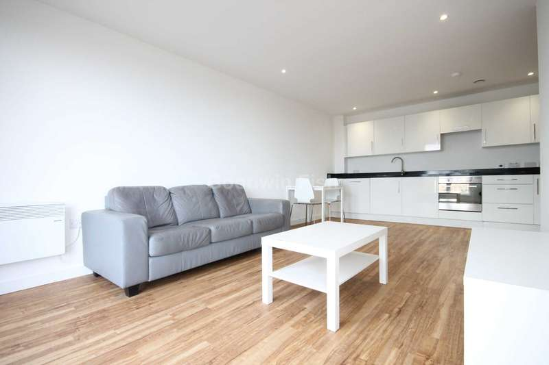 2 Bedrooms Apartment Flat for sale in The Exchange, 8 Elmira Way, Salford Quays