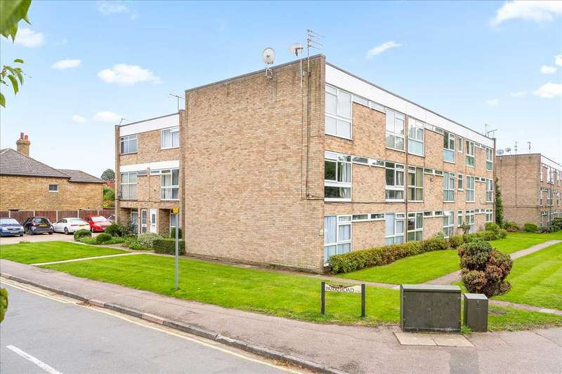 2 Bedrooms Apartment Flat for sale in Barclay Court, Hoddesdon