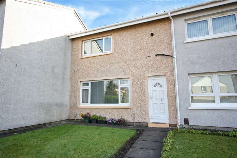 2 Bedrooms Terraced House for sale in Muirside Road, Baillieston, Glasgow