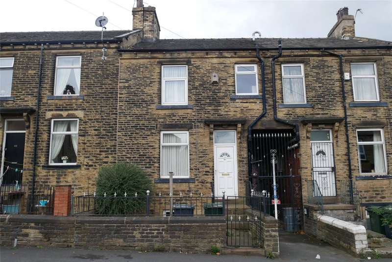 2 Bedrooms Terraced House for rent in Shetcliffe Lane, Bradford, West Yorkshire, BD4