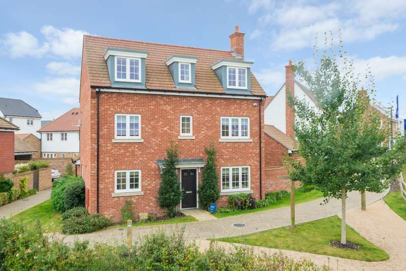4 Bedrooms Town House for sale in Avocet Way, Finberry Village, Ashford, TN25