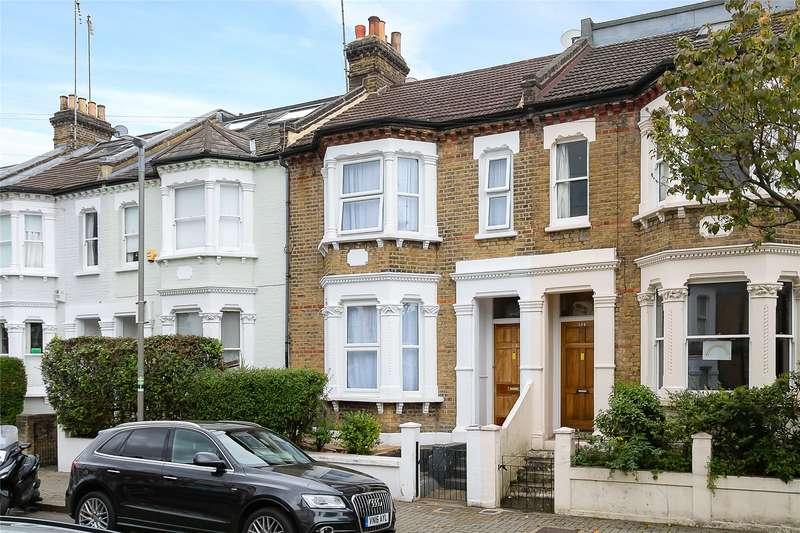 3 Bedrooms Terraced House for sale in Harbut Road, Battersea, London, SW11