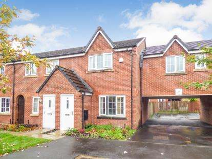 2 Bedrooms Terraced House for sale in Valley Mill Lane, Bury, Manchester, Greater Manchester, BL9