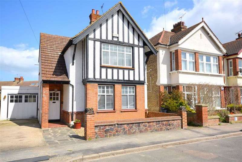 4 Bedrooms Detached House for sale in Ethel Road, Broadstairs, Kent