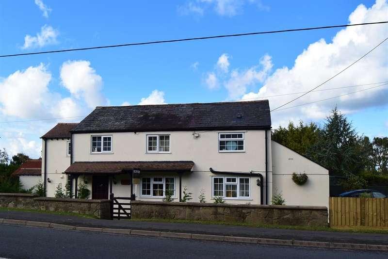 5 Bedrooms Detached House for sale in Stroud Road, Brookthorpe, Gloucester, GL4 0UQ