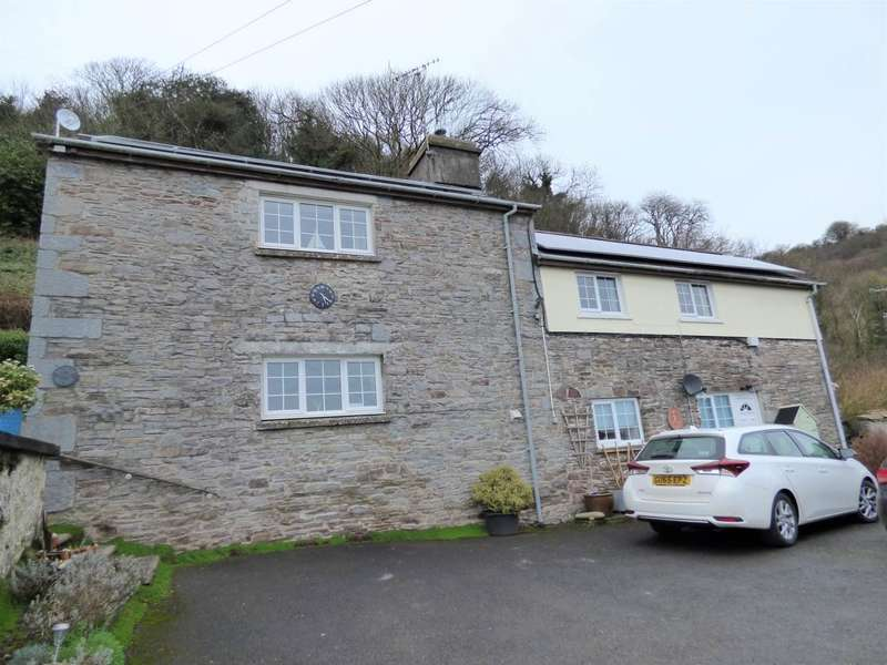 3 Bedrooms House for rent in Brook, Laugharne, Carmarthenshire