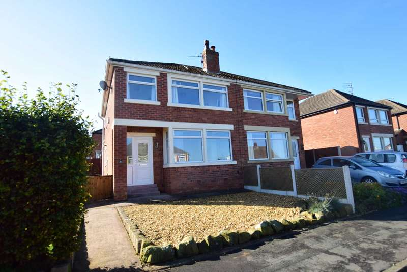 3 Bedrooms Semi Detached House for sale in St. Michaels Road, Kirkham, PR4 2TQ
