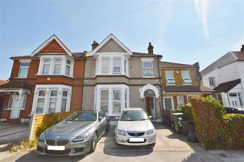 1 Bedroom Flat for sale in Granton Road, Ilford, Essex, IG3 9XL