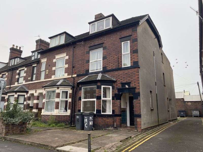 1 Bedroom Property for rent in Woodhouse Street, Stoke-On-Trent