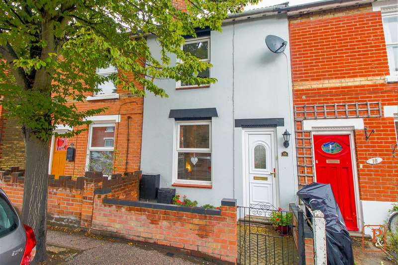 3 Bedrooms Terraced House for sale in King Stephen Road, Newtown, Colchester, CO1