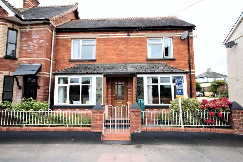 4 Bedrooms Property for sale in Exeter Road, Cullompton
