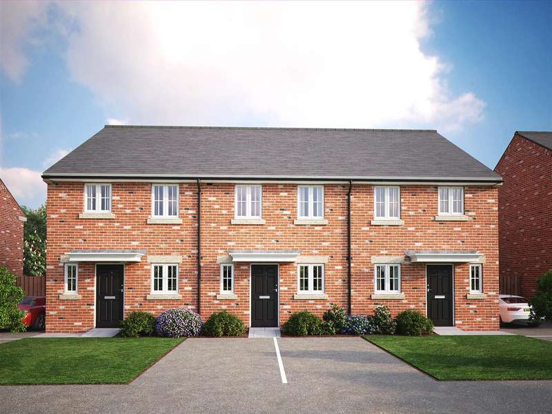 2 Bedrooms House for sale in Plot 104 - 13 Springfield Drive, Warton