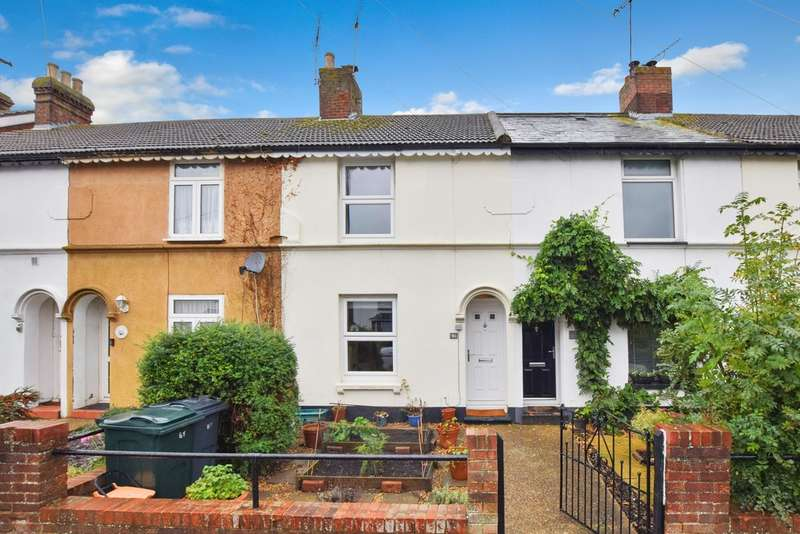 3 Bedrooms Terraced House for sale in Romney Road, Willesborough