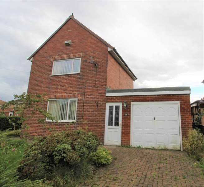 3 Bedrooms Semi Detached House for sale in The Crossways, Newcastle upon Tyne, Tyne and Wear, NE13