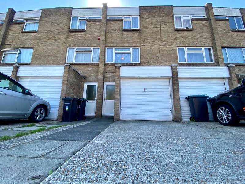 3 Bedrooms Terraced House for sale in Larkfields, Northfleet, Kent, DA11