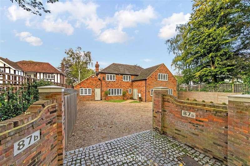 6 Bedrooms Property for sale in Sandpit Lane, St Albans, Hertfordshire - AL1 4EY