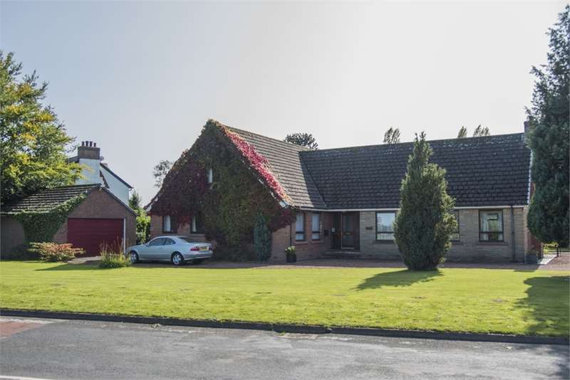 5 Bedrooms Detached House for sale in Edenglass, Scotby, Carlisle, Cumbria