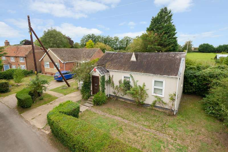 2 Bedrooms Detached Bungalow for sale in Westmarsh, Nr Ash, Canterbury, CT3