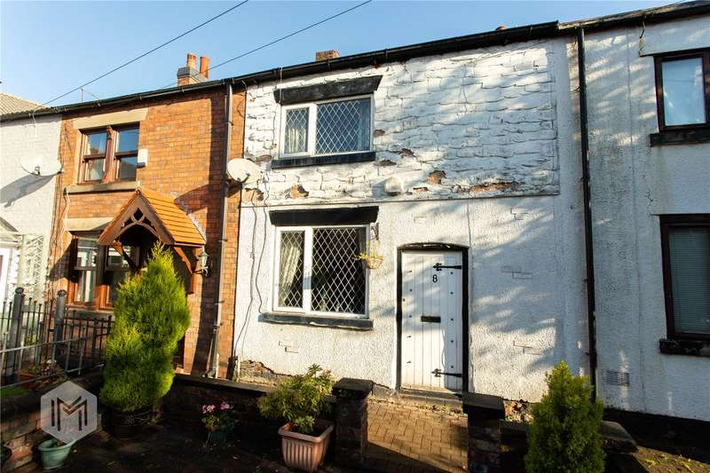 2 Bedrooms Terraced House for sale in Wards Place, Leigh, WN7