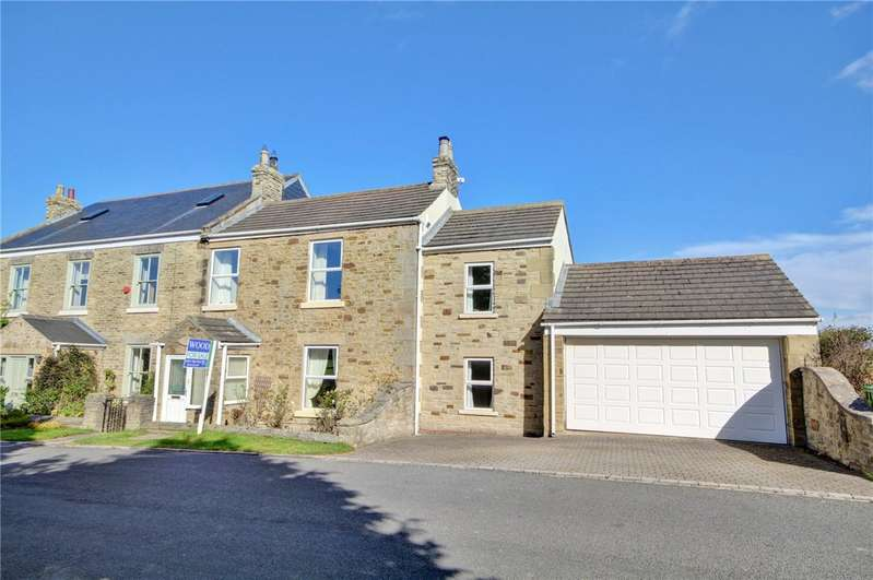 4 Bedrooms Semi Detached House for sale in Tudhoe Lane, Tudhoe Village, County Durham, DL16