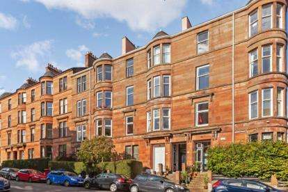 4 Bedrooms Flat for sale in Wilton Street, North Kelvinside, Glasgow