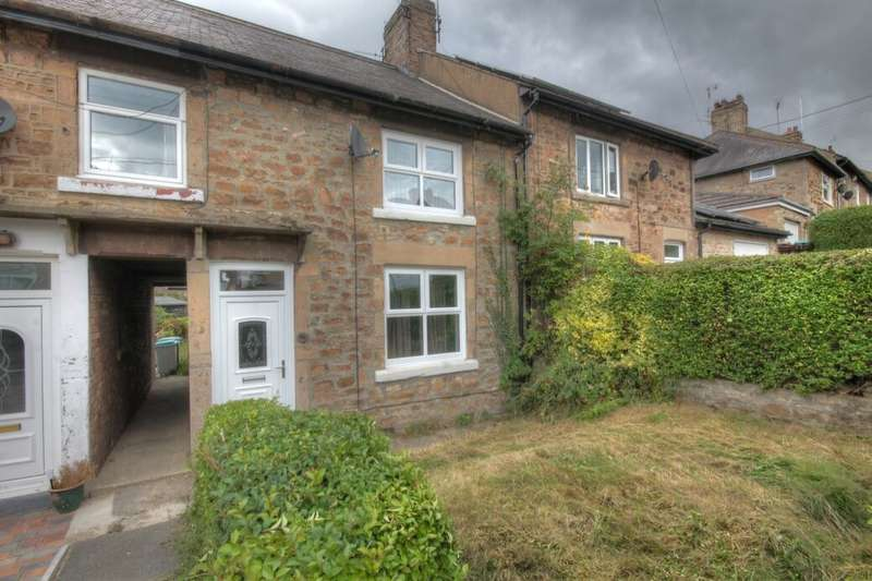 3 Bedrooms Property for rent in St. Marys Crescent, Blackhill, Consett, DH8